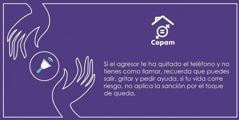 Ο φόβος ότι η βία θα ενταθεί μόλις αποφασίσει η γυναίκα ότι θα αφήσει τη σχέση, μπορεί να σταθεί εμπόδιο στη διαδικασία. Η ανησυχία μπορεί να γίνει πιο έντονη εν μέσω καραντίνας, όπου ο περιορισμός κινήσεων δυσκολεύει την εύρεση και την προσφορά βοήθειας σε περίπτωση επικείμενης απειλής. Ωστόσο, η Rodríguez διευκρινίζει ότι στο Εκουαδόρ, όσο διαρκεί ο κατ'οίκον περιορισμός, επιτρέπεται να βγεις να ζητήσεις βοήθεια όταν υπάρχει κίνδυνος.
