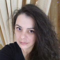 Σύντομο βιογραφικό Maria Kosmanidou