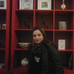 Σύντομο βιογραφικό Eleni Skodra